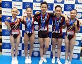 Le Vietnam participe aux Championnats de gymnastique aérobic du monde 2016