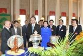 Nouveau jalon dans les relations commerciales Vietnam-Cambodge