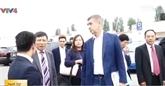 Un vice-Premier ministre tchèque travaille avec les Vietnamiens sur l'ETT