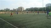 Football : deuxième tournoi amical des anciens étudiants vietnamiens