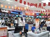 Les partenaires étrangers occupent le marché de l'électronique du Vietnam