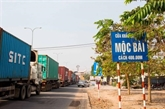 Tây Ninh et Svay Rieng : quatre nouvelles portes-frontières auxiliaires