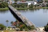 Huê remporte le titre de ville verte nationale 2016