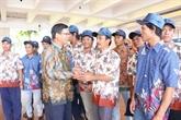 Vietnam et Indonésie coopèrent dans la pêche