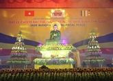 La statue du Bouddha de Jade pour la paix universelle fait étape à Dà Nang