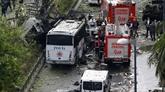 Turquie : 11 morts dans un attentat à la voiture piégée à Istanbul