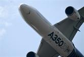 Airbus enregistre 162 commandes nettes entre janvier et fin mai