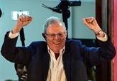 Minuscule avance de Kuczynski à la présidentielle au Pérou