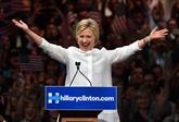 Hillary Clinton contre Donald Trump, le match de la présidentielle commence