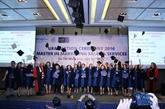CFVG : remise des diplômes de mastère en marketing, ventes et services