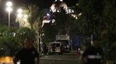 À Nice, le chaos et la panique après l'attaque sur la Promenade des Anglais
