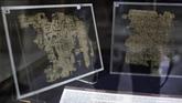 Le plus vieux texte écrit sur du papyrus exposé en Égypte