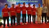 Le Vietnam remporte six médailles aux Olympiades internationales