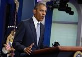 Obama appelle à l'unité après la mort de trois policiers à Baton Rouge