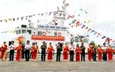 Trois nouveaux bateaux pour les garde-côtes vietnamiens