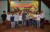 Quang Nam : Hôi An ouvre un cours de théâtre classique pour les enfants