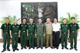 Une délégation du ministère de la Défense en visite à Cuba