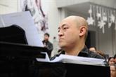 Un pianiste vietnamien au concert Toyota 2016
