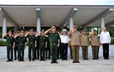 Dialogue Vietnam-Cuba sur la politique de défense