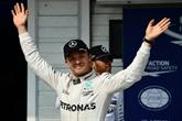 Nico Rosberg, plus de six heures pour une 26e