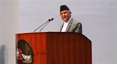 Le Premier ministre népalais annonce sa démission