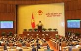 La 1re session de l'AN de la XIVe législature est couronnée de succès