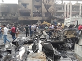 Attentat suicide de l'EI à Bagdad : au moins 119 morts