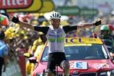 Tour de France : Cummings échappe à l'arche lors de la 7e étape