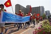La diasposa vietnamienne au Japon appelle la Chine à respecter le droit international