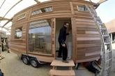 Les «tiny houses», des mini-maisons écolo pour une maxi-liberté