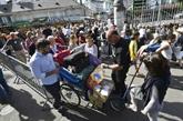 À Lourdes, début du pèlerinage de l'Assomption entre inquiétude et espoir