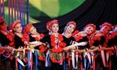 Ouverture des cours de chants folkloriques de l'ethnie Dao