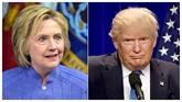 Clinton devance largement Trump dans les sondages post-convention