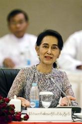 La paix est le premier objectif du Myanmar