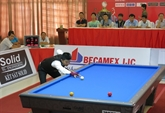 Fin du tournoi international de billard Carom à Binh Duong