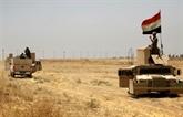 Opération antijihadistes au sud du fief jihadiste de Mossoul