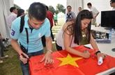 Une table ronde sur la Mer Orientale destinée aux jeunes vietnamiens en Europe
