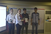 L'AUF récompense les jeunes talents francophones à Hanoï