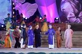 Festival du chant folklorique ví et giặm de Nghê Tinh 2016