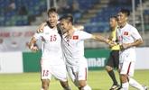 Yanmar continue de parrainer l'équipe de football du Vietnam