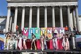 Les jeunes et étudiants vietnamiens en fête aux États-Unis