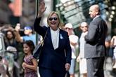 Course à la Maison-Blanche : Hillary Clinton souffre d'une pneumonie