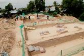 Fouille de tombes antiques dans la province de Binh Thuân