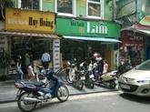 La rue Dinh Lê, bastion du livre à Hanoï