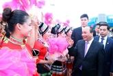 Le Premier ministre Nguyên Xuân Phuc termine sa visite en Chine