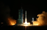 Lancement du laboratoire spatial chinois Tiangong-2