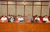 Bilan des dix ans d'application d'une résolution sur la ville de Cân Tho