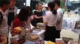 La première Journée d'échange de livres à Hanoï