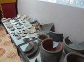 Quang Ninh : plus de 26.000 artefacts découverts au débarcadère Công Cai