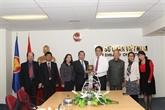 Le président du FPV de Hanoï en visite en Nouvelle-Zélande